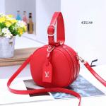 TAS SELEMPANG LV KECIL TERBARU Tas Louis Vuitton Petite Boite Chapeau 43514 Semi Premium Kode LV1554