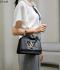 TAS SELEMPANG WANITA TERBARU  3 RUANG Tas Louis Vuitton Bag 308 Semi Ori Kode LV1553