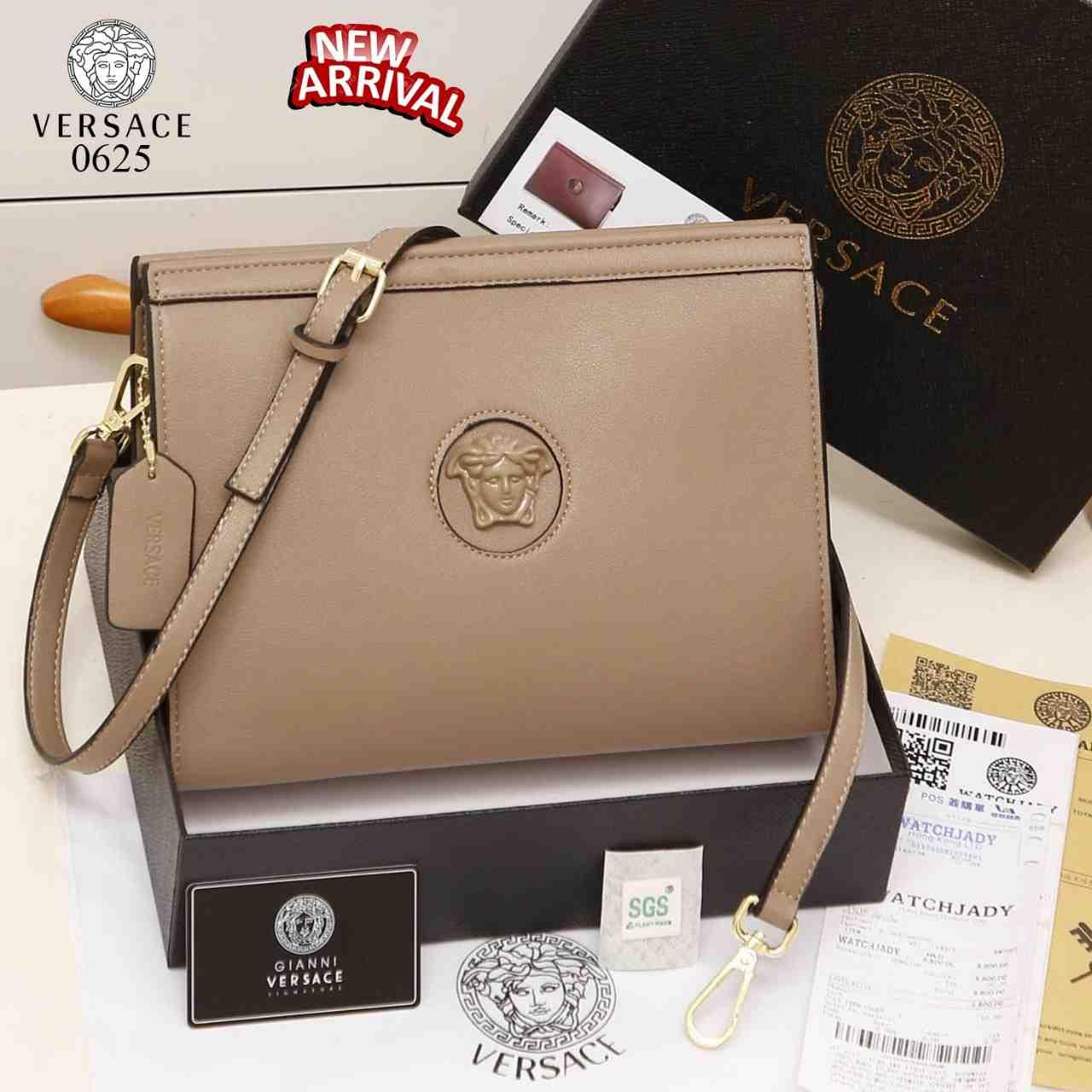 Tas HANDBAG WANITA TERBARU Gianni Versace Spring Summer Handbag 0625 Semi Ori Kode FAS648 3