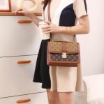 Tas Lv Selempang kecil terbaru, Louis Vuitton Shoulder Bag 9218 Platinum Kode LV1561