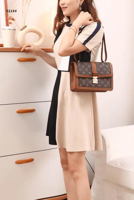 Tas Lv Selempang kecil terbaru, Louis Vuitton Shoulder Bag 9218 Platinum Kode LV1561 3