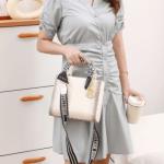 Tas Selempang Wanita Branded Batam Tas Christian Dior Lady Himalayan 8813 Platinum Kode CD4088