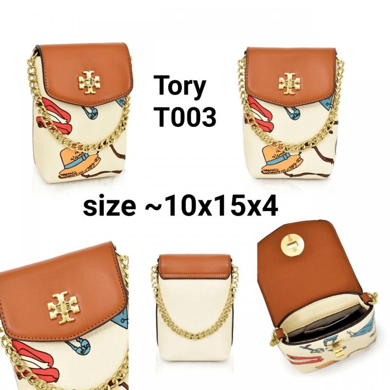 Tas Tory Burch Harga terbaru Phone Mini Bag T003 Semi Premium Kode TRB285 3