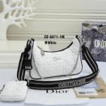 Tas selempang wanita terbaru,tas Christian Dior Crossbody CD 8871-1M Semi Premium Kode CD4097