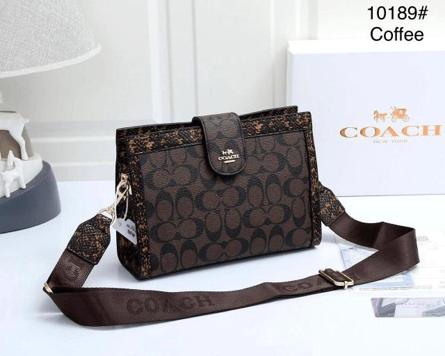 Jual Tas Coach Wanita,Tas Shoulder Bag 10189 Semi Ori Kode COA619 4