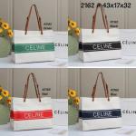 Tas BAHAN KANVAS TEBAL, TAS Celine Canvas Tote Bag Celine 2162 Semi Premium Kode CEL039