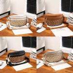 Tas PINGGANG WANITA KEKINIAN, TAS Coach Women's Coated Canvas Signature Belt Bag 20777 Semi Premium Kode COA617